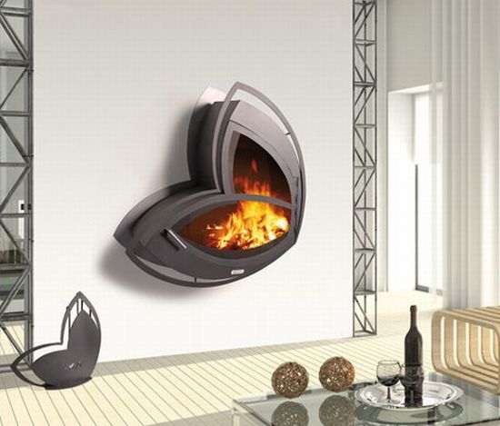 designers fireplaces